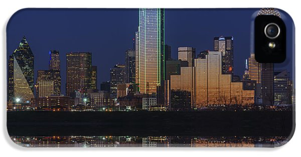 Dallas Aglow IPhone 5s Case