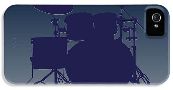 Dallas Cowboys Drum Set IPhone 5s Case