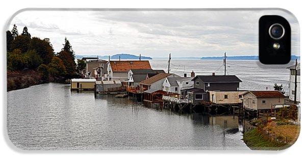 Day Island Bridge View 1 IPhone 5s Case