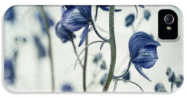 Flowers iPhone 5s Case - Deadly Beauty by Priska Wettstein