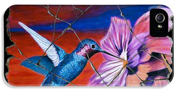 Desert Hummingbird IPhone 5s Case