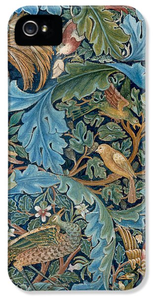 Design For Tapestry IPhone 5s Case by William Morris