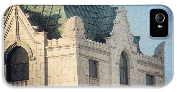 Detail iPhone 5s Case - Details Of The Pittsfield  by Jill Tuinier
