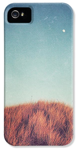 Landscapes iPhone 5s Case - Distant Moon by Lupen  Grainne