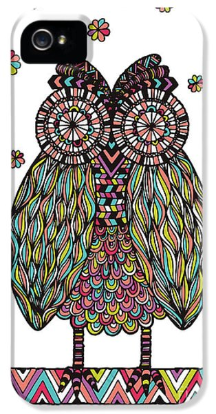 Dream Owl IPhone 5s Case by Susan Claire