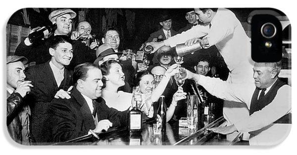 Beer iPhone 5s Case - Drink Up by Jon Neidert