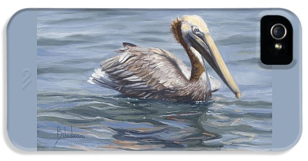 Pelican iPhone 5s Case - Easy Morning by Lucie Bilodeau