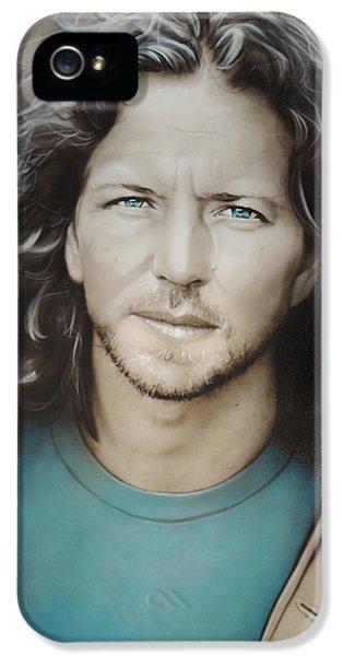 Eddie Vedder IPhone 5s Case