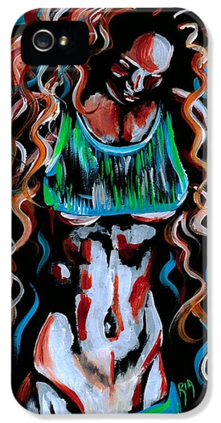 Classic iPhone 5s Case - Enjoy The Fruits Of Your Labor Physical Or Spiritual by Artist RiA
