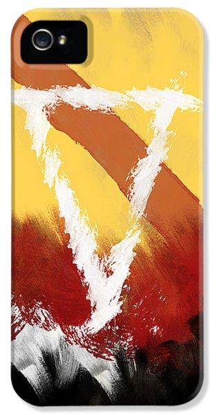 Enlightenment  IPhone 5s Case by Condor