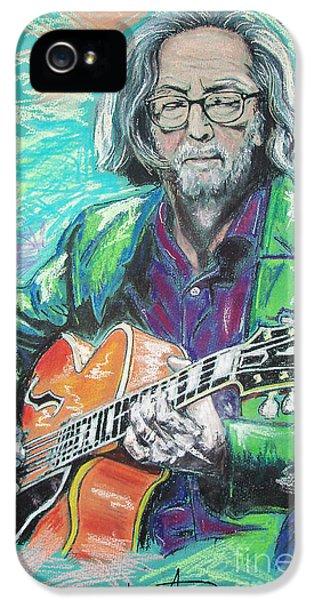 Eric Clapton IPhone 5s Case