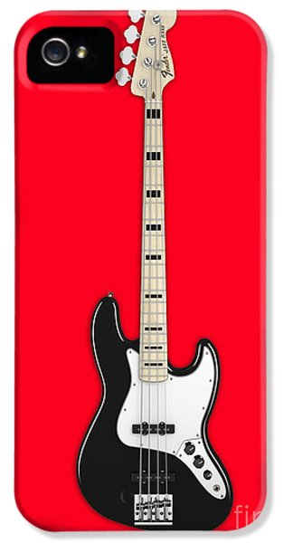 Fender Bass Guitar Collection IPhone 5s Case