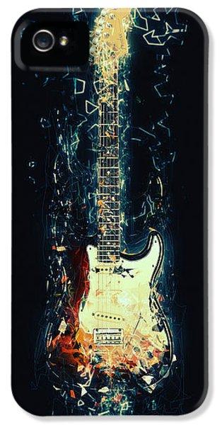 Fender Strat IPhone 5s Case