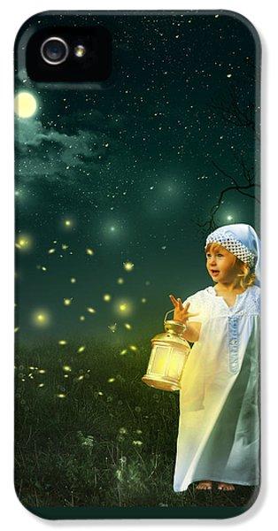 Fireflies IPhone 5s Case