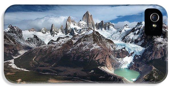 Mountain iPhone 5s Case - Fitz Roy by Andrew Waddington