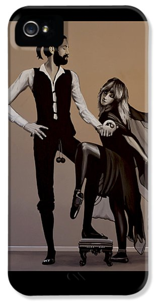 Albatross iPhone 5s Case - Fleetwood Mac Rumours by Paul Meijering