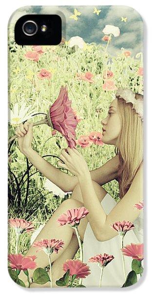 Flora IPhone 5s Case