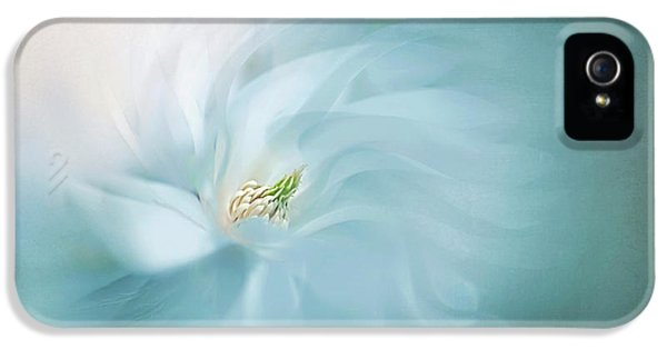 Macro iPhone 5s Case - Floral Ballet by Jacky Parker