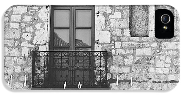 House iPhone 5s Case - #france #french #village #house #europe by Georgia Fowler