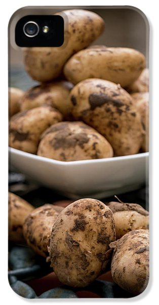 Fresh Potatoes IPhone 5s Case