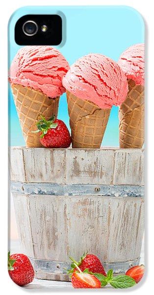 Fruit Ice Cream IPhone 5s Case