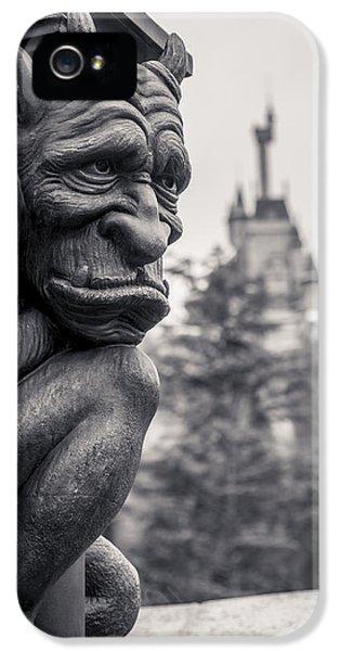 Fantasy iPhone 5s Case - Gargoyle by Adam Romanowicz