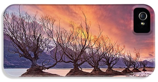 Glenorchy On Fire IPhone 5s Case
