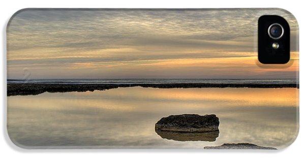 Water Ocean iPhone 5s Case - Golden Horizon by Stelios Kleanthous
