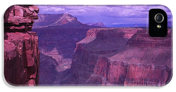 Grand Canyon iPhone 5s Case - Grand Canyon, Arizona, Usa by Panoramic Images