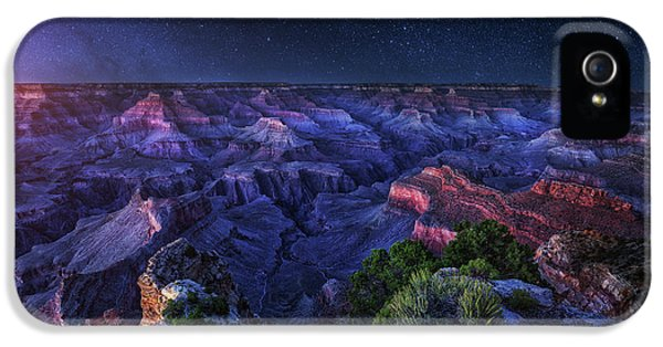 Grand Canyon Night IPhone 5s Case