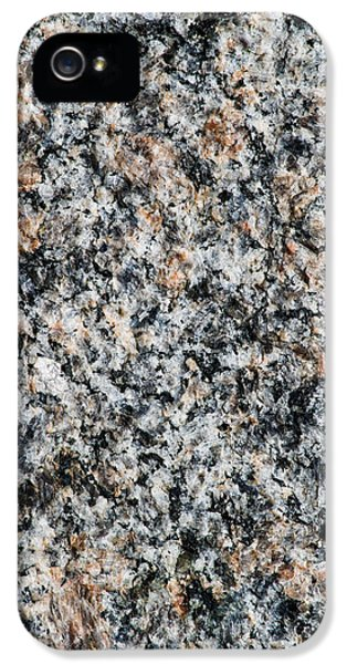 Granite Power - Featured 2 IPhone 5s Case by Alexander Senin