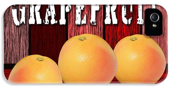 Grapefruit Farm IPhone 5s Case
