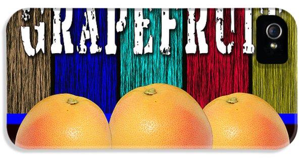 Grapefruit IPhone 5s Case