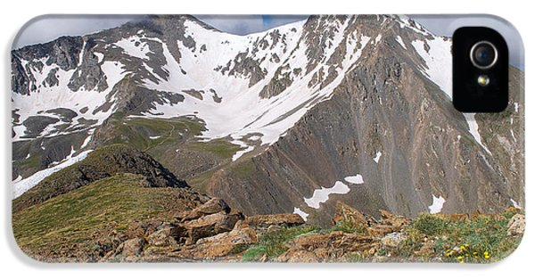 Grays And Torreys Peak IPhone 5s Case