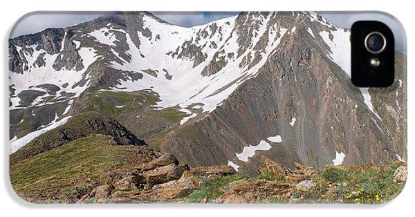 Grays And Torreys Peak IPhone 5s Case by Aaron Spong