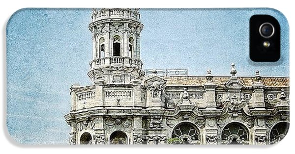 great Theatre Of Havana (1838 - IPhone 5s Case