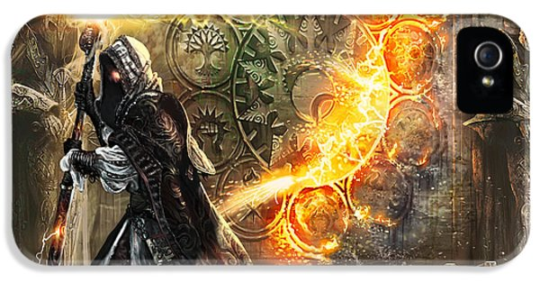 Guildscorn Ward IPhone 5s Case by Ryan Barger