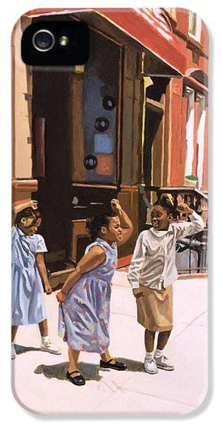 Harlem iPhone 5s Case - Harlem Jig by Colin Bootman