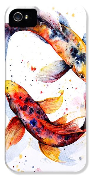 Harmony IPhone 5s Case by Zaira Dzhaubaeva