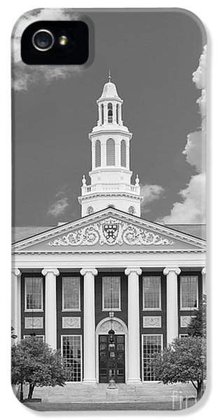 Baker Bloomberg At Harvard University IPhone 5s Case by University Icons