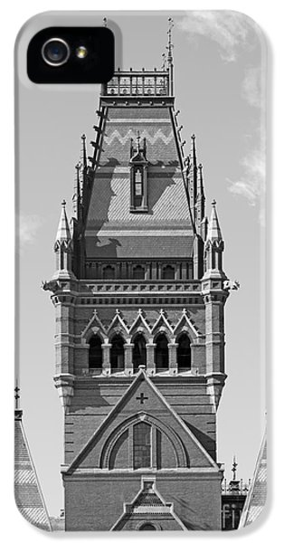 Memorial Hall At Harvard University IPhone 5s Case by University Icons
