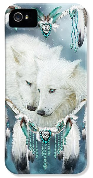 Heart Of A Wolf IPhone 5s Case
