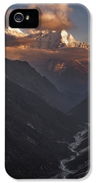 High Above IPhone 5s Case