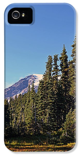 IPhone 5s Case featuring the photograph High Country by Anthony Baatz