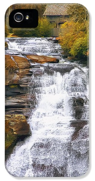 Flow iPhone 5s Case - High Falls by Scott Norris