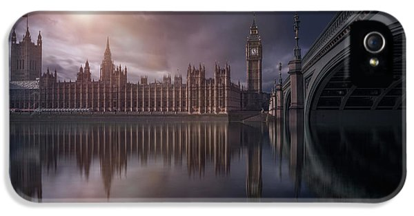 House Of Parliament IPhone 5s Case