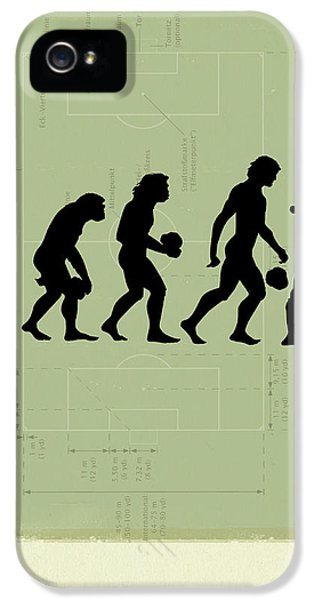 Human Evolution IPhone 5s Case