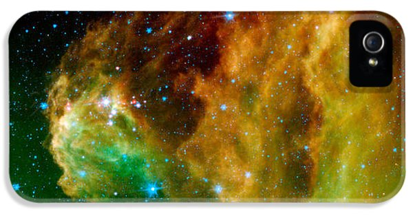 Hunter Constellation IPhone 5s Case by Sebastian Musial