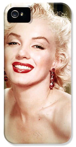 Iconic Marilyn Monroe IPhone 5s Case