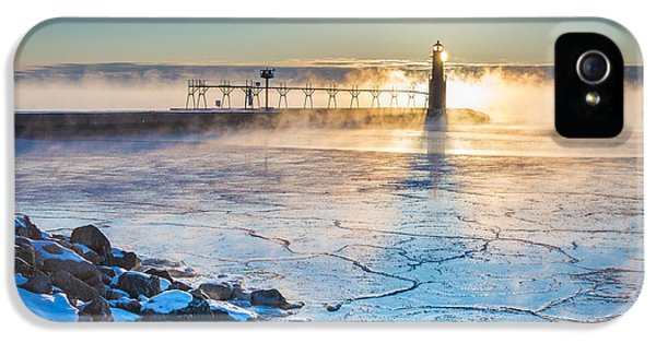 Icy Morning Mist IPhone 5s Case